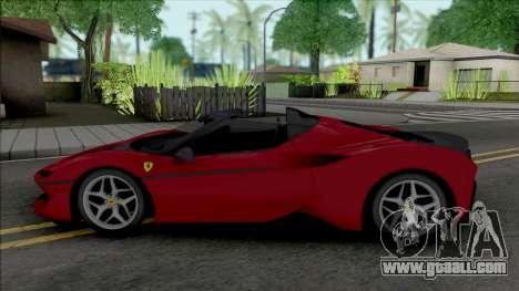 Ferrari J50 2017 (Real Racing 3) for GTA San Andreas