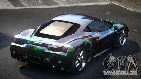 Ferrari 458 SP U-Style S5 for GTA 4