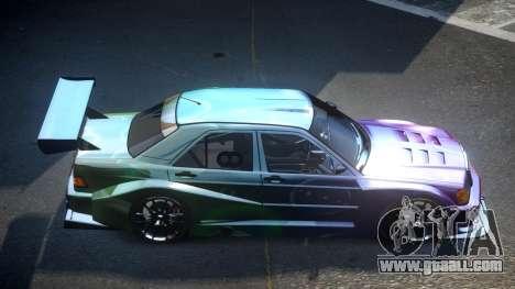 Mercedes-Benz 190E GST-U S4 for GTA 4