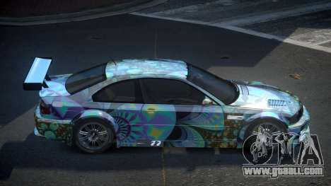 BMW M3 E46 PSI Tuning S4 for GTA 4