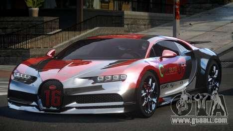 Bugatti Chiron GS Sport S7 for GTA 4