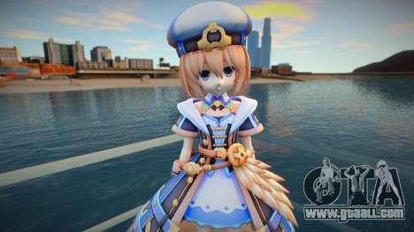 Neptunia Virtual Stars Kin v2 for GTA San Andreas
