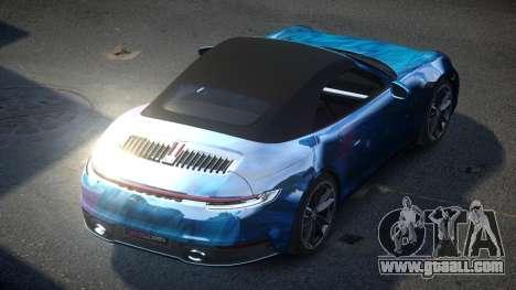 Porsche Carrera ERS S8 for GTA 4