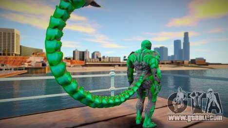 Scorpion skin for GTA San Andreas