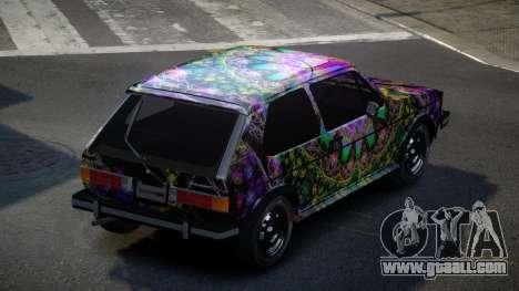 Volkswagen Rabbit GS S7 for GTA 4