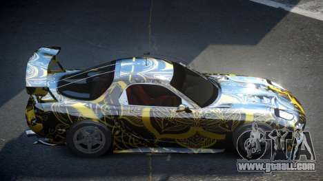 Mazda RX-7 iSI S3 for GTA 4