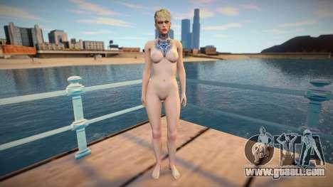 Copperhead Nude for GTA San Andreas