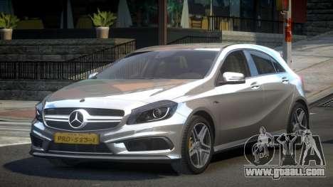 Mercedes-Benz A45 US for GTA 4