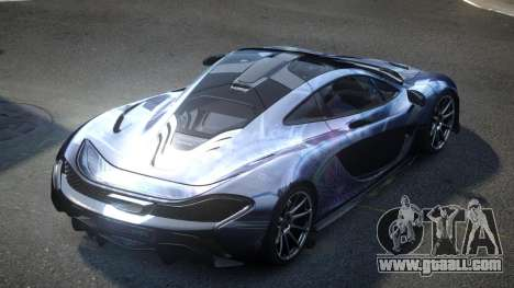 McLaren P1 ERS S9 for GTA 4