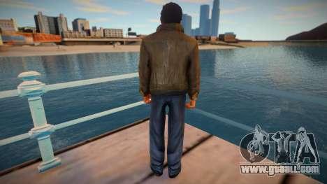 Joe Barbaro Niko Bellic clothing for GTA San Andreas