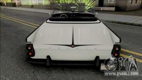 Vapid Peyote for GTA San Andreas