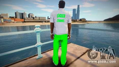 Sweet Green for GTA San Andreas