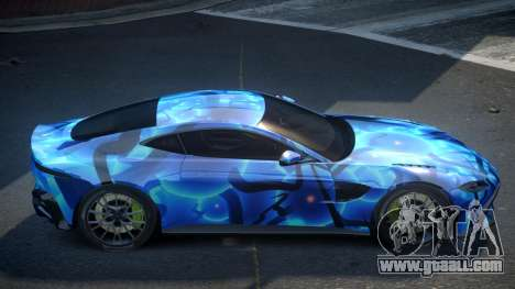 Aston Martin Vantage GS AMR S8 for GTA 4