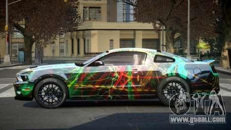 Shelby GT500 GST-U S3 for GTA 4