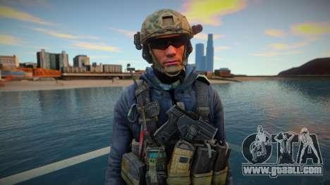 Sandman from CoD MW3 for GTA San Andreas