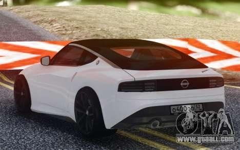Nissan 400Z for GTA San Andreas
