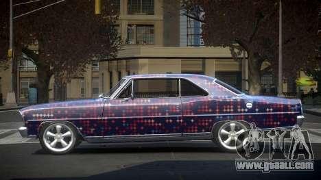 Chevrolet Nova PSI US S4 for GTA 4