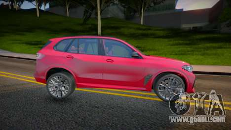 BMW X5M Competition 2020 for GTA San Andreas