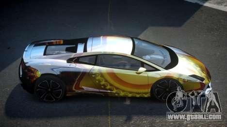 Lamborghini Gallardo IRS S6 for GTA 4