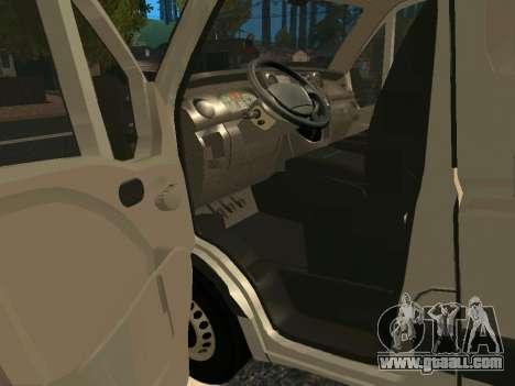 Opel MOVANO for GTA San Andreas