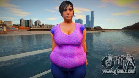 New CJ Girlfriends 2021 - Katie for GTA San Andreas