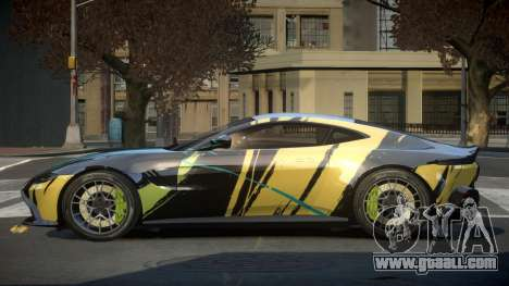 Aston Martin Vantage GS AMR S10 for GTA 4