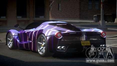 Ferrari LaFerrari PSI-U S6 for GTA 4