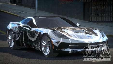 Chevrolet Corvette BS Z51 S10 for GTA 4
