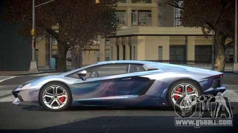 Lamborghini Aventador BS LP700 PJ8 for GTA 4