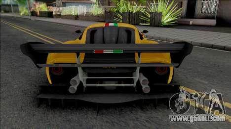 ATS RR Turbo for GTA San Andreas