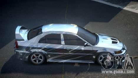 Mitsubishi Lancer VI U-Style S5 for GTA 4