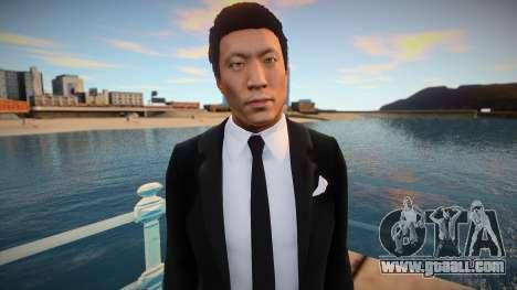 Mr Negative v1 for GTA San Andreas