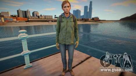 Ellie (Patrol) for GTA San Andreas