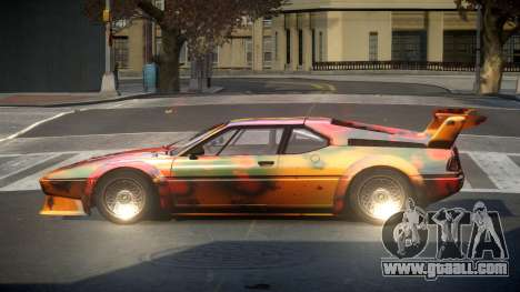 BMW M1 IRS S7 for GTA 4