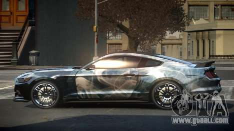 Ford Mustang BS-V S8 for GTA 4