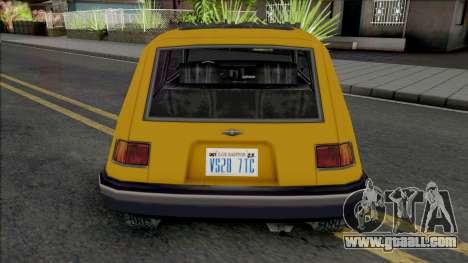 Vivant for GTA San Andreas