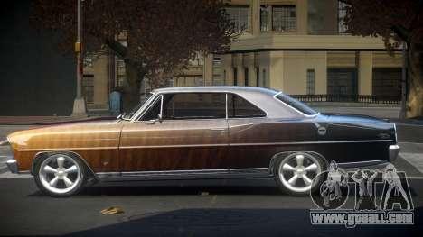 Chevrolet Nova PSI US S8 for GTA 4