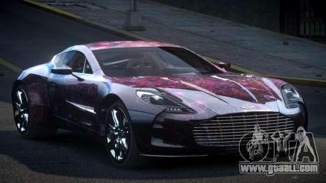 Aston Martin BS One-77 S5 for GTA 4
