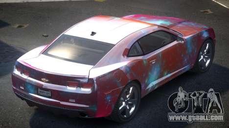 Chevrolet Camaro BS-U S9 for GTA 4
