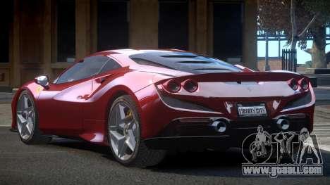 Ferrari F8 BS-R for GTA 4