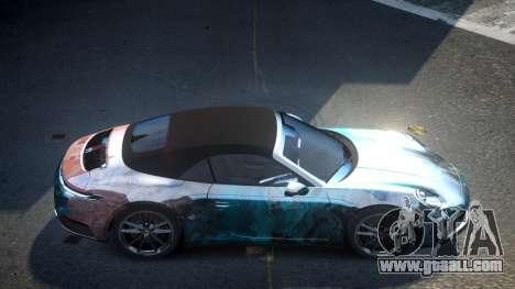Porsche Carrera ERS S3 for GTA 4