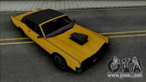 Vapid Chino [SA Plate] for GTA San Andreas