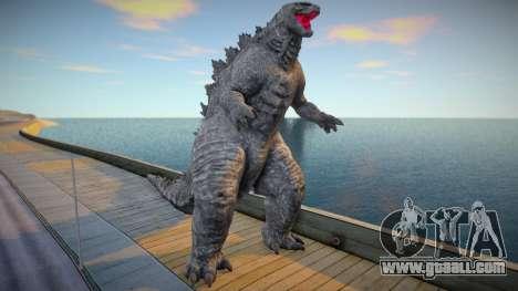 Godzilla 2019 for GTA San Andreas