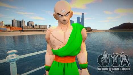 Tenshinhan Dragon Ball Budokai Tenkaichi 3 for GTA San Andreas