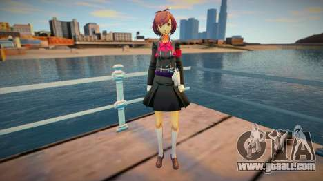 Persona 3 Female Protagonist SEES Outfit for GTA San Andreas