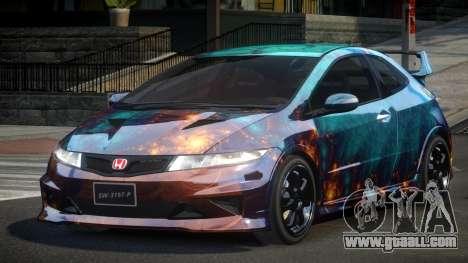 Honda Civic SP Type-R S1 for GTA 4