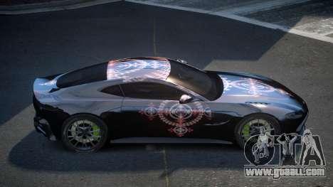 Aston Martin Vantage GS AMR S1 for GTA 4
