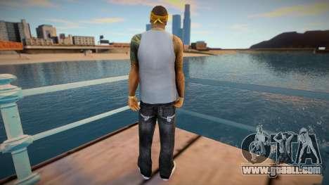 LSVagos 2 for GTA San Andreas