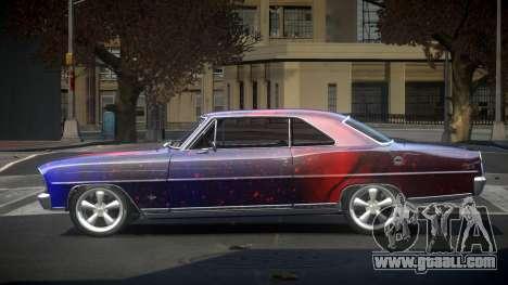 Chevrolet Nova PSI US S7 for GTA 4