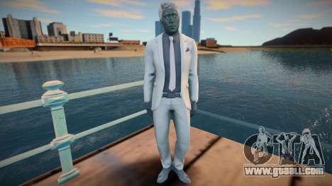 Mr Negative for GTA San Andreas